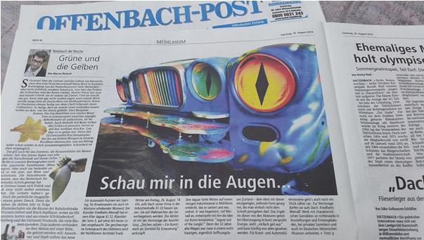 Kunst - Auto - Jaguar 01