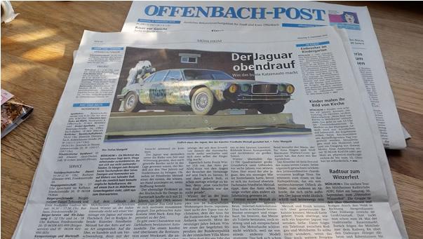 Kunst - Auto - Jaguar 04