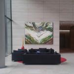 Wandgestaltung M-A-Center am Flughafen FFM