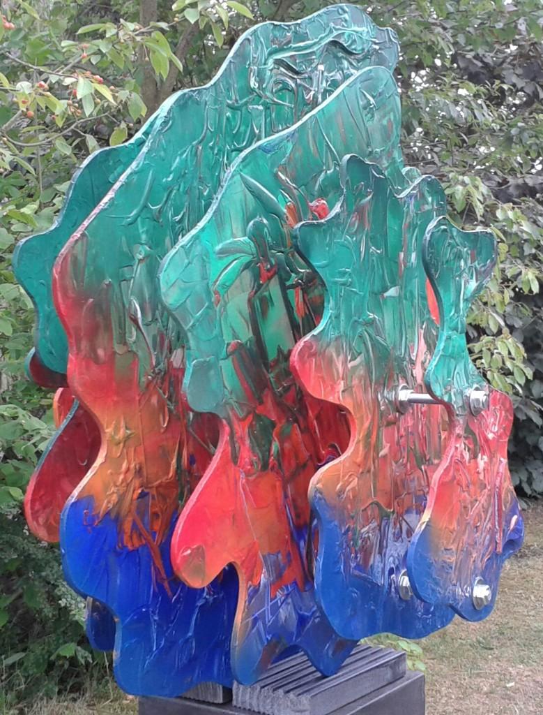 Les Sculptures Nouveaux No. 5