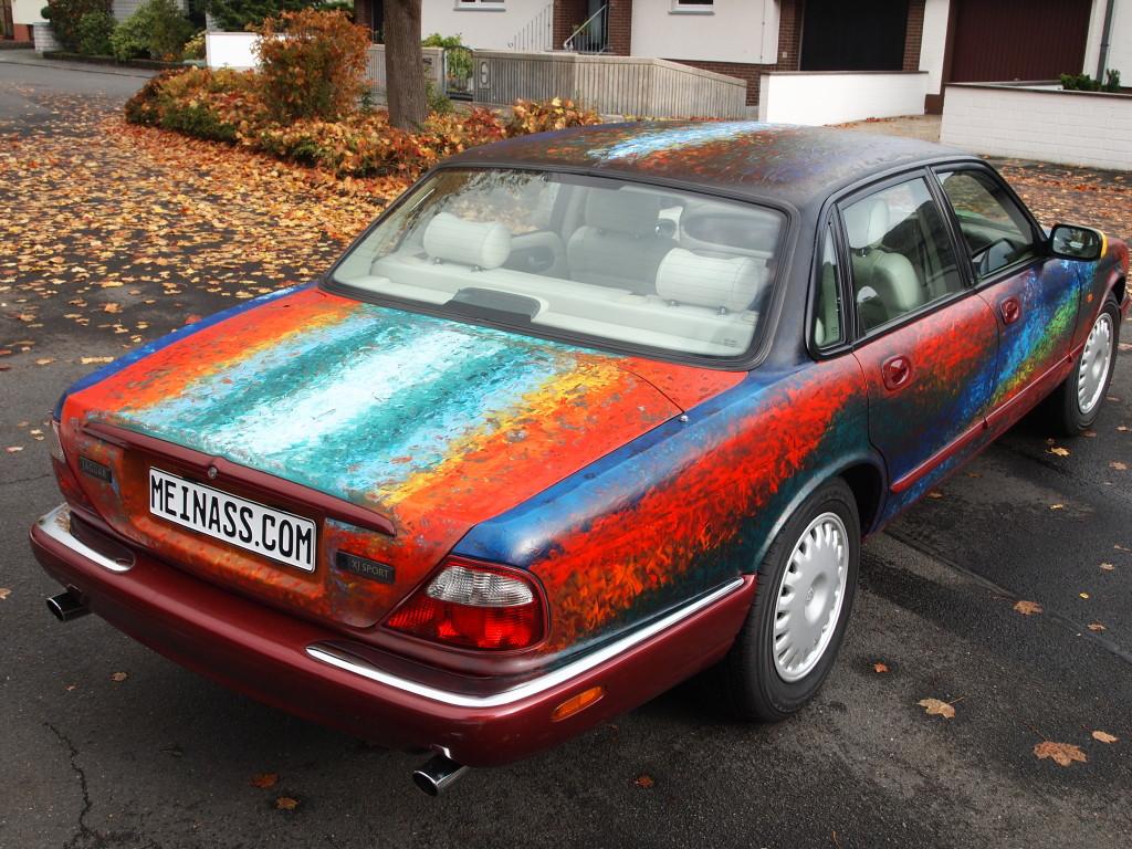 CarART - Detailansichten Jaguar