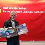 Grüße von der Leipziger Buchmesse